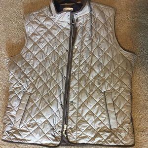 Men's Peter Millar jacket vest